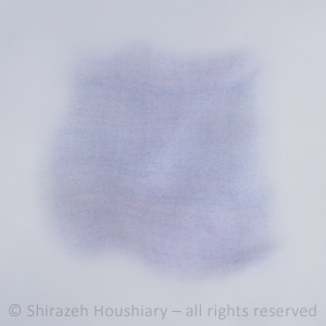 Shirazeh Houshiary Shroud animated film installation