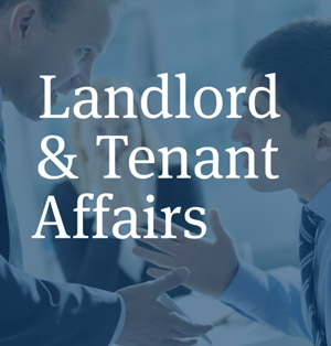 Landlord and Tenant Affairs