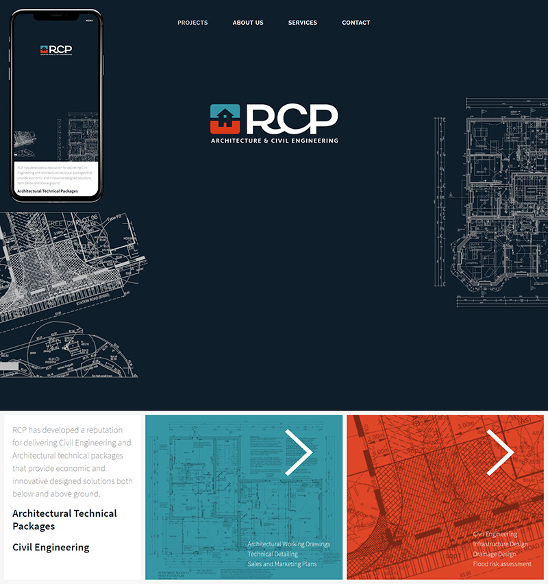 Website Design Rogers Cory Partnership SP001 Homepage Responsive 800x852Px72Dpi v2